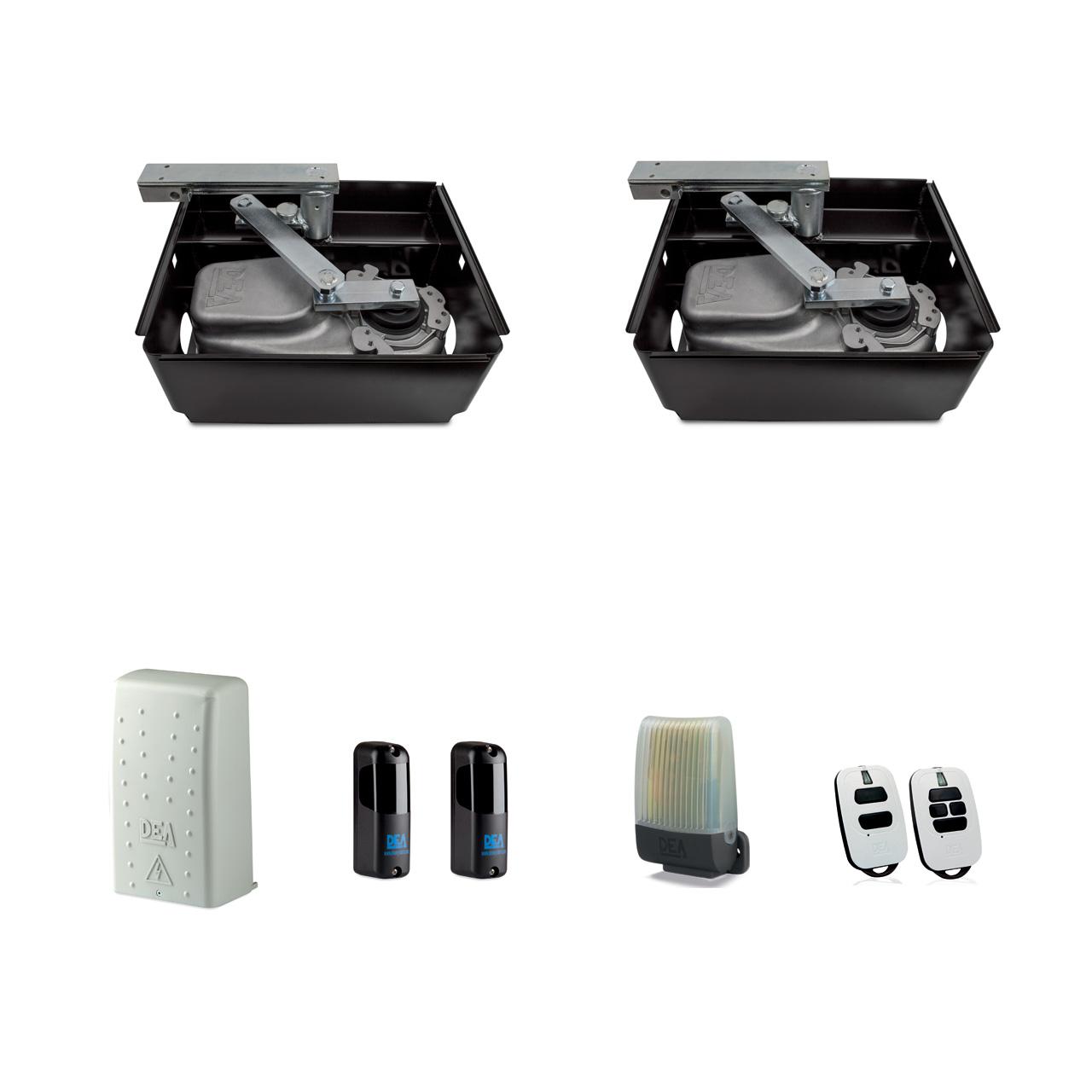 Kit Ghost 100 - automatizare pentru porti batante