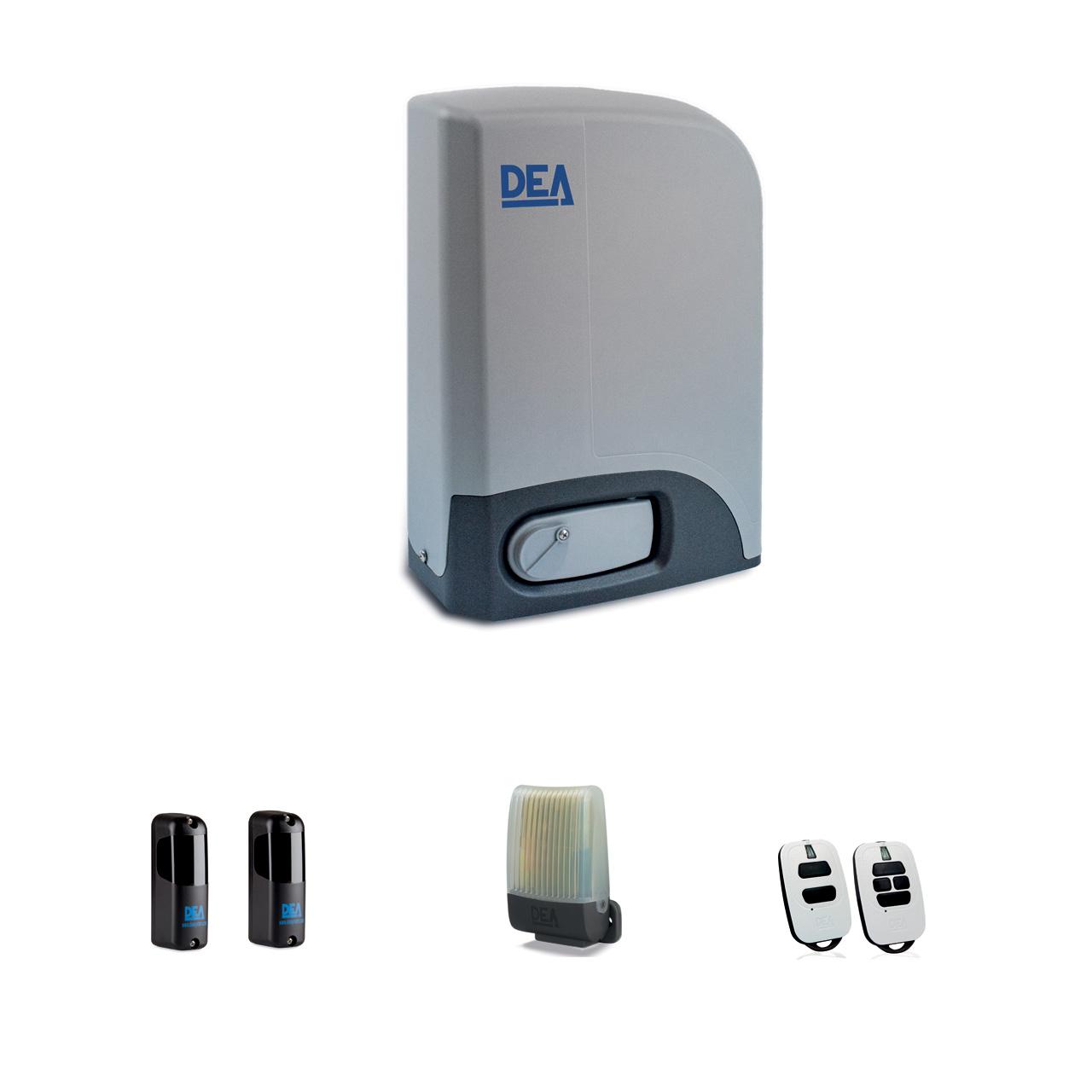 Kit Livi 9N - Automatizare pentru porti culisante