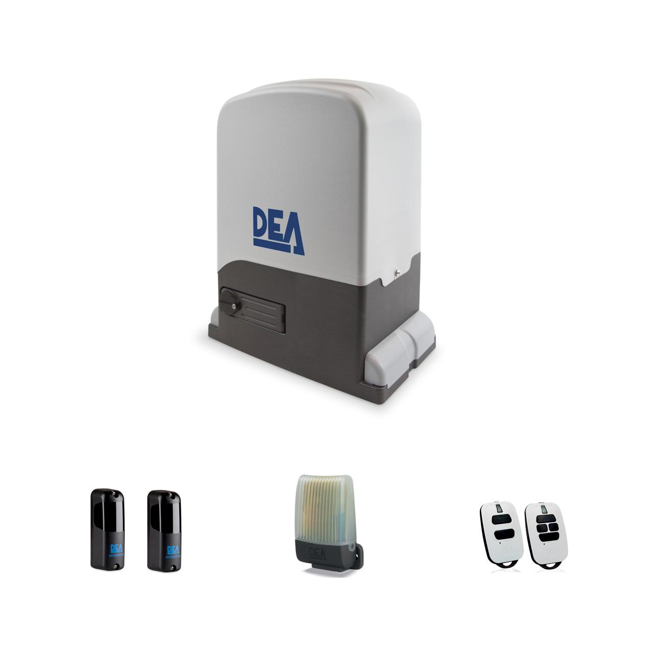Kit REV 220 - Automatizare pentru porti culisante