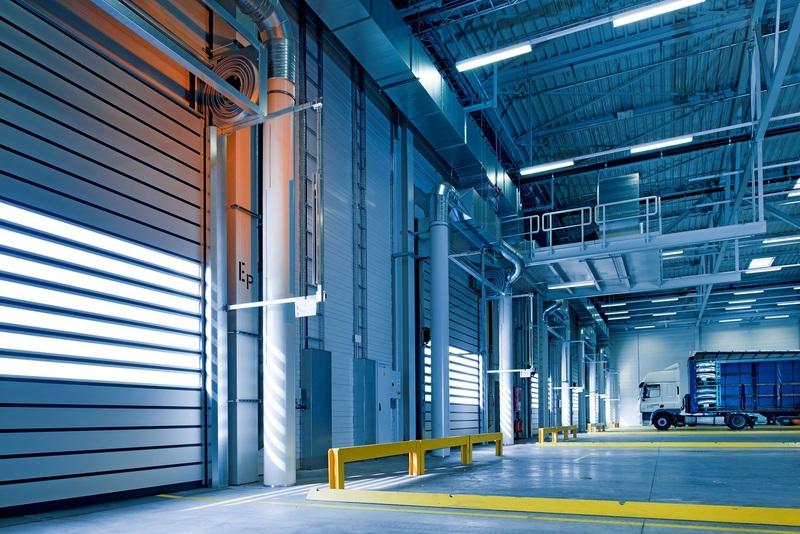 Reparatii si service usi industriale - servicii profesionale la preturi accesibile