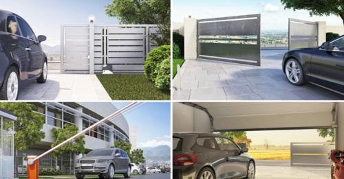 Automatizari pentru porti si usi de garaj